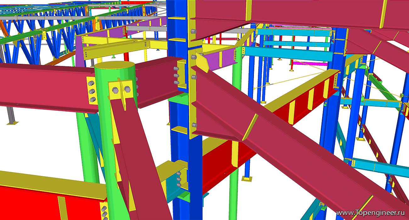 Комплексы зданий и сооружений