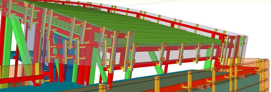 Фасадные системы с подконструкцией.